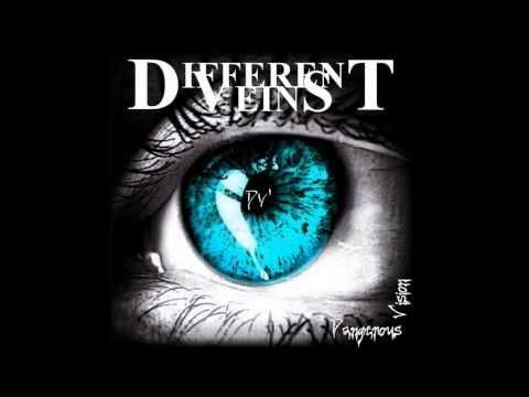 "Different Veins - DIFFERENT VEINS - ""Dangerous Vision"" (promo 2014) - upoutávka a"