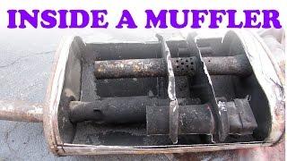 How a Muffler Works