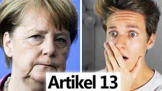 Artikel 13 Kommt Doch - Und Er Wird Noch Schlimmer!
