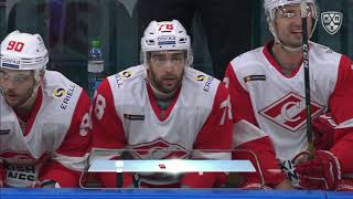 Spartak 2 SKA 3, OT, 15 October 2018