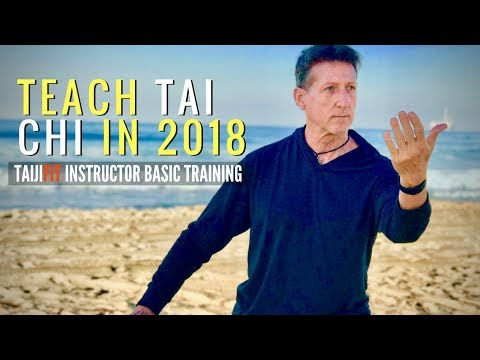 How to Become a TaijiFit Instructor in 2018 - YouTube
