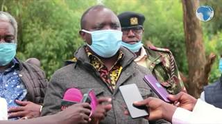 Covid-19: how miraa transporters are courting death - VIDEO