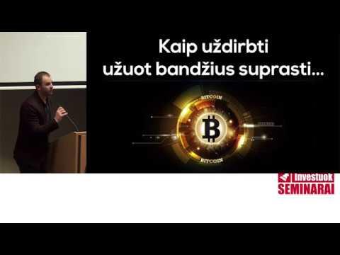Bitcoin spalis