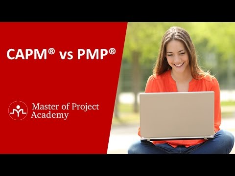 CAPM vs PMP - Differences between CAPM and PMP - YouTube