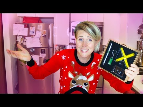 Geeky Christmas Gift Guide! || 2017