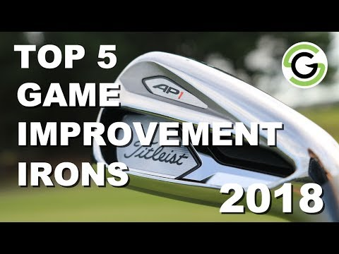 Top 5 Game Improvement Irons 2018