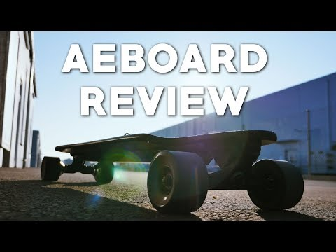 Best BLACK FRIDAY Deal 2018 Electric Skateboard – AEBOARD Full Review !