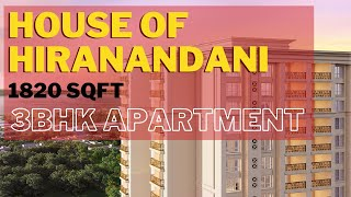 3 BHK Flat for Sale in Hebbal, Bangalore