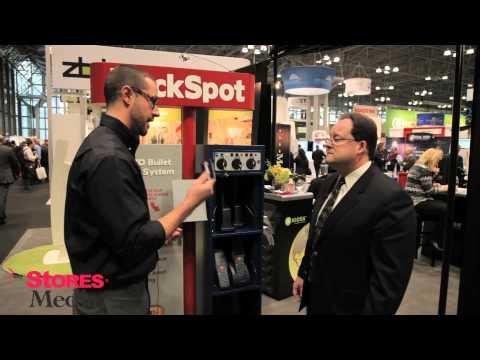 LockSpot Rental / NRF Demo