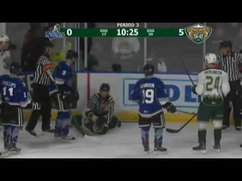 Keith Anderson vs. Ryan Gagnon