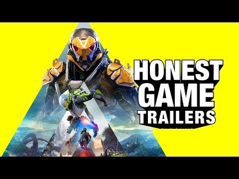 Honest Game Trailers | Anthem