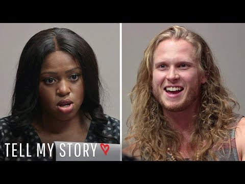 This Blind Date Did NOT Go How We Assumed | Tell My Story (видео)