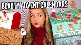 THE BEST BEAUTY ADVENT CALENDARS 2019!!