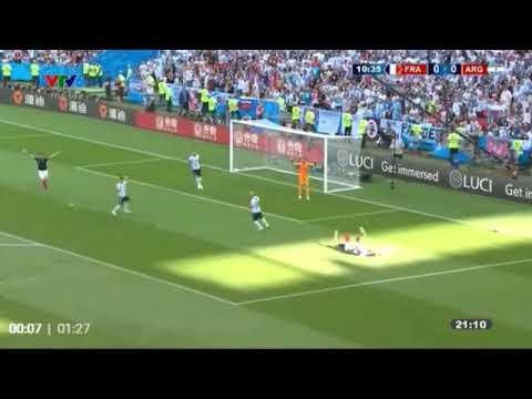 xem lại trận đấu pháp và argentina bình luận tiếng việt
