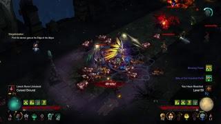 Diablo  3 - partida a 2 com minha namorada, ronda 5, saga continua