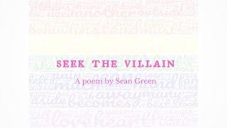 Seek the Villain