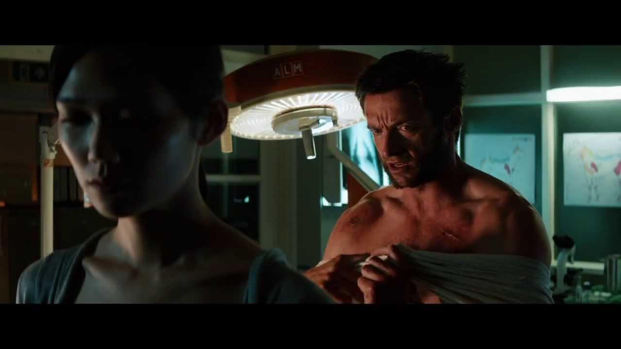 Trailer för The Wolverine