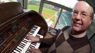 Baseball's Longest Running Organist - Gary Pressy