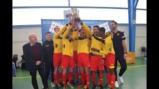 Coupe régionale U15 Futsal : Le Mans remporte le trophée !