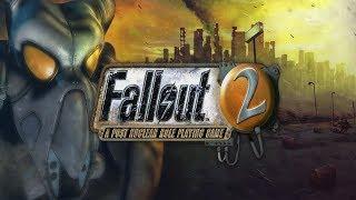 Fallout 2 (макс сложность + без смертей)  #3 Путь к 500 хп и финал