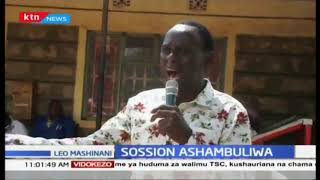 'You should not continue misleading teachers' Victor Munyaka amlaumu Sossion kuhusu mgomo