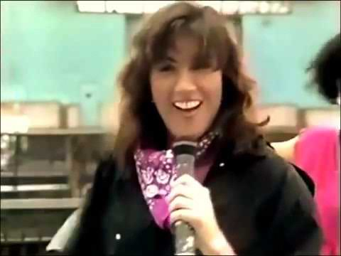 Laura Branigan   Self Control   All Night Fuji 1984