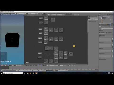 Blender Cycles Tutorial: Animated Tesseract - смотреть