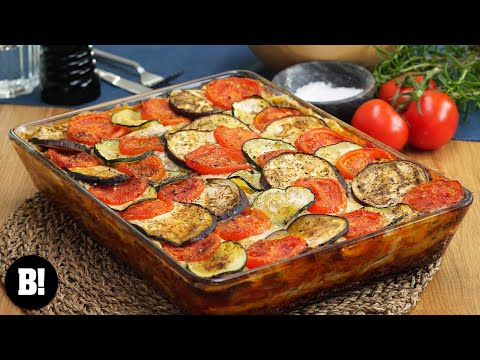 AMAZING VEGAN LASAGNE RECIPES!