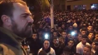 ناصر الزفزافي يتحدث عن الناضور و الناضوريين