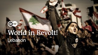 What Are Lebanons Protests All About? | DW News