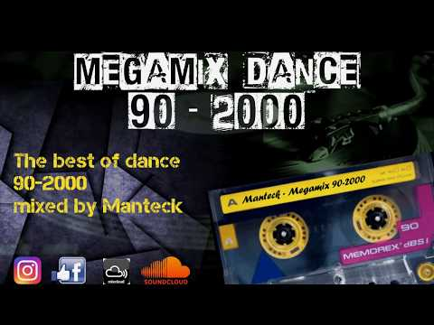 Megamix Dance Anni 90-2000 (The Best of 90-2000, Mixed Compilation)
