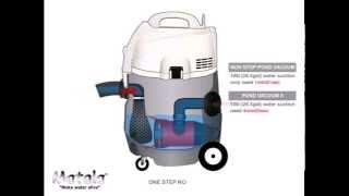 Non Stop Pond Vacuum rev140606