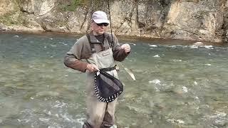 Рыбалка и природа Бурятии
