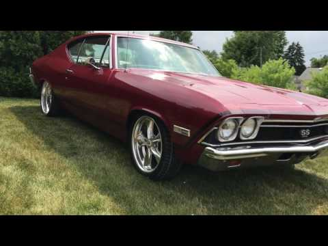 Video of '68 Chevelle - LAB6