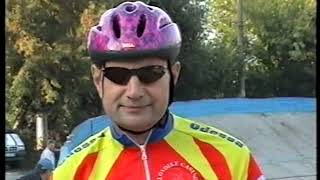 Чемпионат среди ветеранов по велоспорту на треке. 25.09.2006г. Харьков часть 1