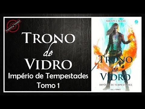 Império de Tempestades - Tomo 1 (Trono de vidro #5) - Sarah J. Maas | Patrick Rocha