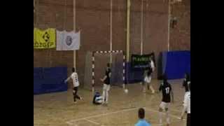preview picture of video 'Dunakeszi Kinizsi - Örkény, Futsal'