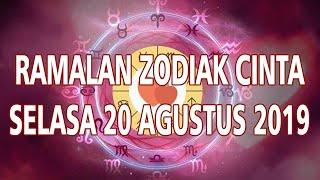 Ramalan Zodiak Cinta Selasa 20 Agustus 2019