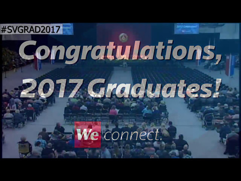 Commencement May 6th, 2017