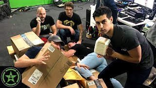 Achievement Hunter Unboxing Stream! (#5)