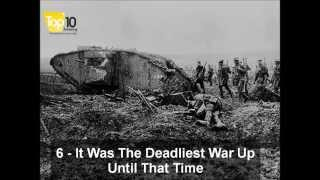 10 Myths And Misconceptions About World War I