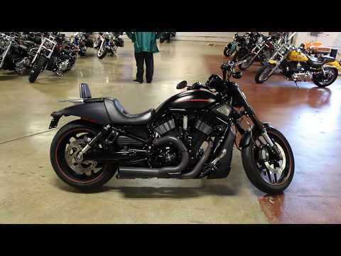 2015 Harley-Davidson Night Rod® Special in New London, Connecticut - Video 1