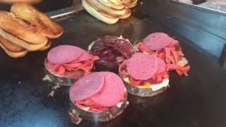 İzmir kardesler bufe karışık sandviç