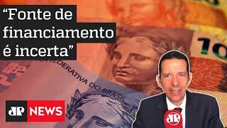 Trindade: Única chance de programa social de Bolsonaro seria criar novo imposto