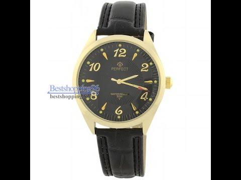 Видео обзор наручных часов Perfect C018