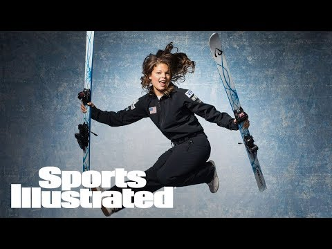 Aerials Skier Ashley Caldwell On Her Record-Breaking Career | Meet Team USA | Sports Illustrated