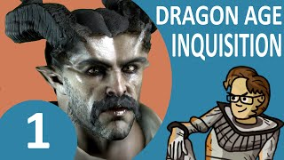 Let's Play Dragon Age: Inquisition Part 1 - The Wrath of Heaven (Nightmare Difficulty)