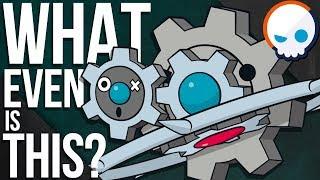 Klinklang  - (Pokémon) - Klikkbait Pokemon Video All About KLINKLANG!? What Gear is it? | Gnoggin