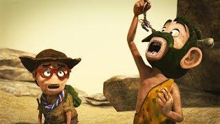 Oko e Lele - Todos os episódios seguidos - desenhos animados engraçados