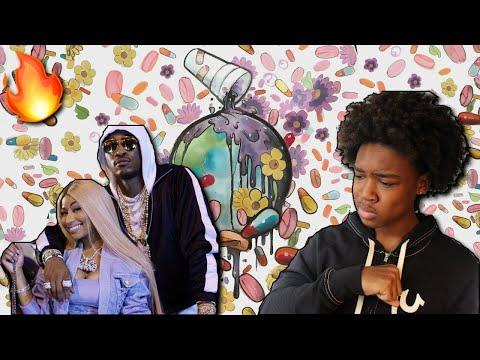 Future - Transformer (Audio) ft. Nicki Minaj REACTION
